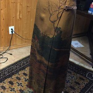 Ralph Lauren hunting skirt size 8